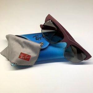 Authentic Ray-Ban Sunglasses rb4186